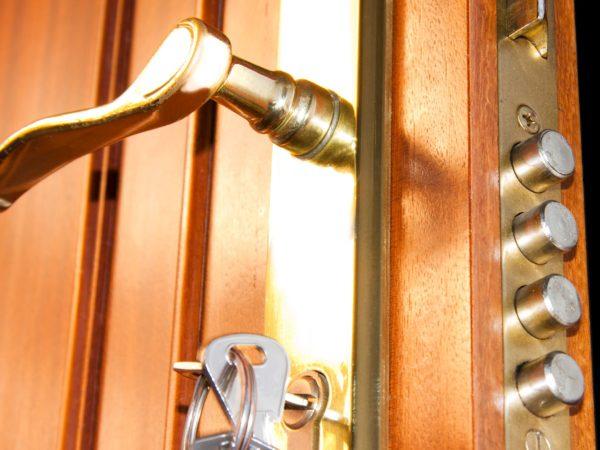 door lock home security